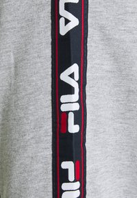 Fila - BRUSHED WITH FULL ZIP - Pyžamo - grey - 5