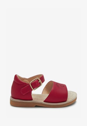 LITTLE LUXE  - Sandals - red