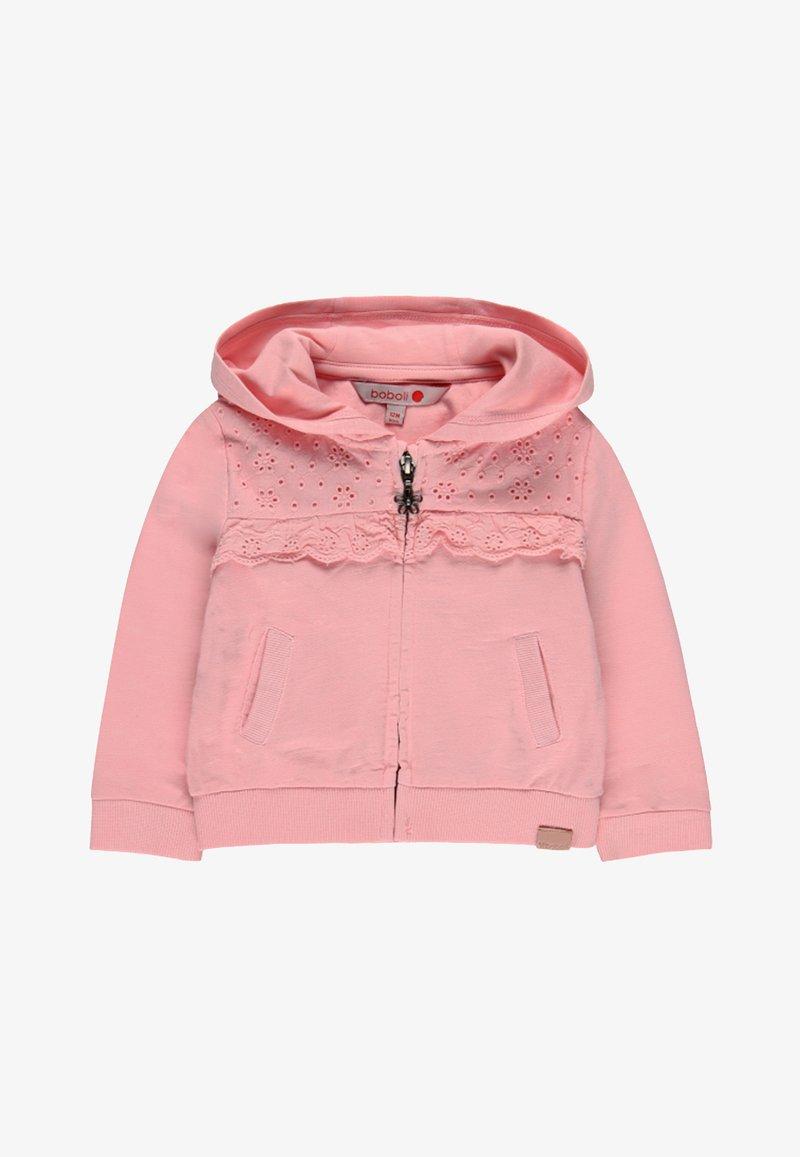 Boboli - Zip-up hoodie - hortensia