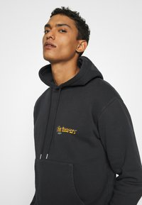 The Kooples - Hoodie - black washed - 5