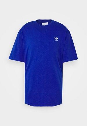TREFOIL TEE - Camiseta estampada - royblu/white
