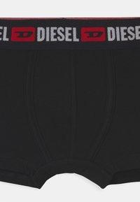 Diesel - 3 PACK - Culotte - black/white/grey melange - 3