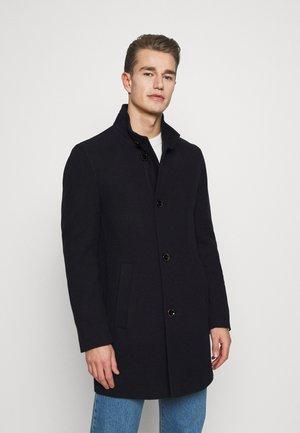 Halflange jas - dark blue