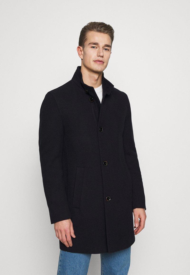 Bugatti - Short coat - dark blue