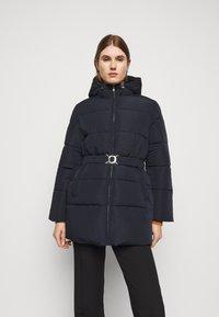 Claudie Pierlot - GIROFLE - Winter coat - marine - 0