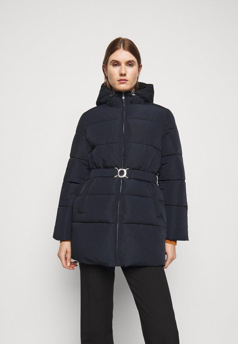 Claudie Pierlot - GIROFLE - Winter coat - marine