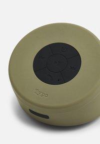 TYPO - SHOWER SPEAKER - Reproduktor - khaki - 5