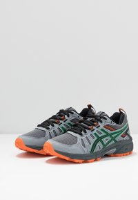 ASICS - GEL-VENTURE 7 - Trail running shoes - carrier grey/cilantro - 3