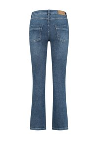ParaMi - NOA  - Bootcut jeans - used ink blue - 1