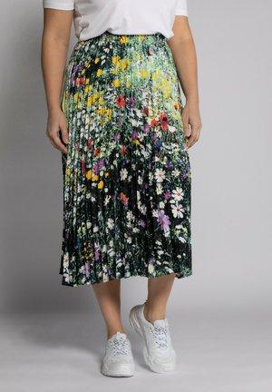 Jupe plissée - multi-coloured