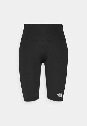 FLEX SHORT  - Leggings - black
