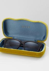 Gucci - Sunglasses - havana/light blue - 2
