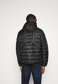 Diesel - W-DWAIN JACKET - Light jacket - black - 2