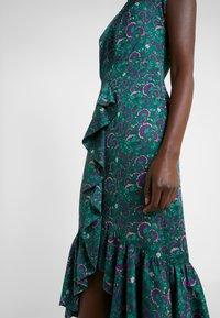 Three Floor - EXCLUSIVE DRESS - Sukienka koktajlowa - green - 7