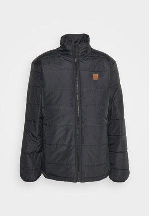 CASS PUFFER JACKET - Light jacket - black