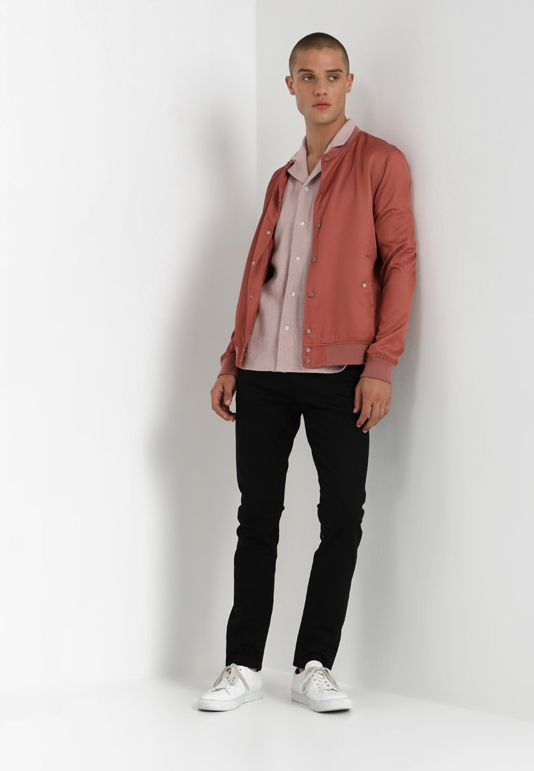 Tiger Of Sweden Jeans Evolve - Slim Fit Forever/svart Denim
