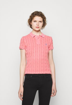 CABLE - Polo shirt - pink