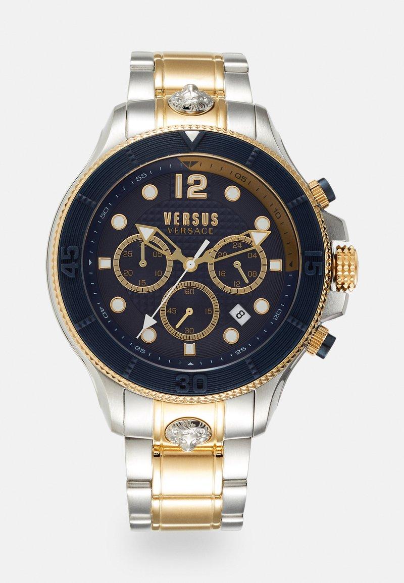 Versus Versace - VOLTA - Zegarek chronograficzny - two-tone blue
