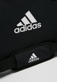adidas Performance - TIRO DU  - Sports bag - black/white - 6