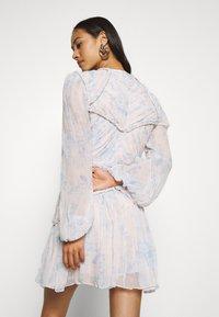 Thurley - CONQUEST MINI DRESS - Sukienka koktajlowa - offwhite - 3