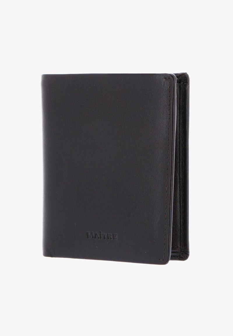 MAITRE - BRUSCHIED HABERT BILLFOLD - Wallet - dark brown