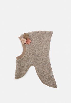 KIDS ELEFANTHUT UNISEX - Huer - grey/light pink/dusy grey/brown