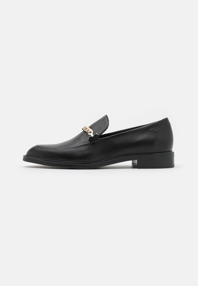FRANCES - Slippers - black