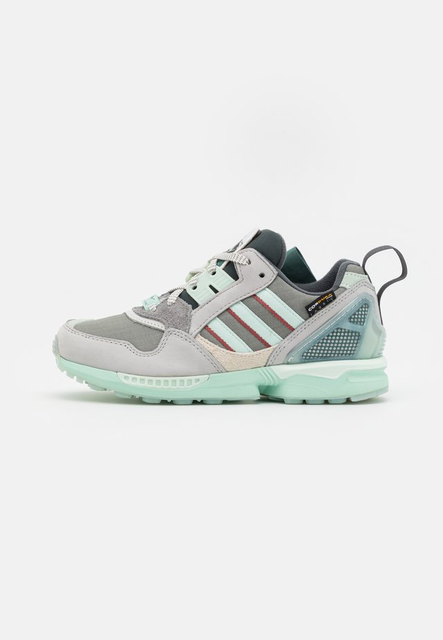 ZX 9000 UNISEX - Trainers - clear granite/dash green/solid grey