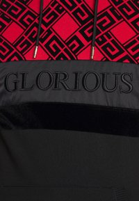 Glorious Gangsta - GALVEZ OVERHEAD - Sweatshirt - black/red - 3