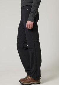 Vaude - FARLEY - Outdoor trousers - black - 2