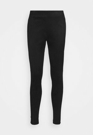 ELBINA - Leggings - black
