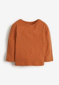 Next - 6 PACK - Long sleeved top - brown - 6