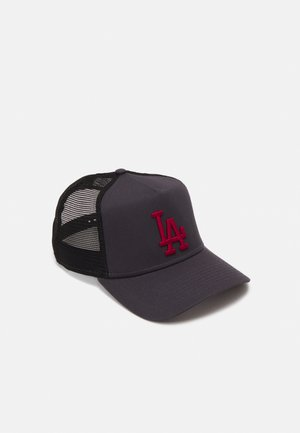 LEAGUE ESSENTIAL TRUCKER UNISEX - Gorra - grey