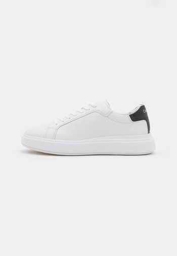 TOP LACE UP - Sneakers - white/black