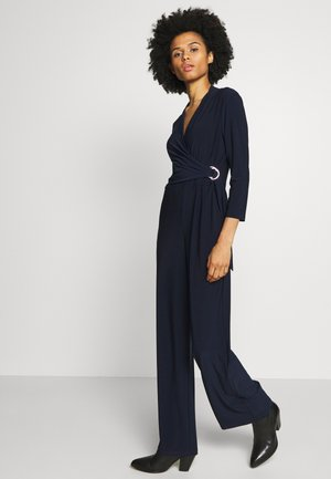CLASSIC TRIM - Tuta jumpsuit - lighthouse navy