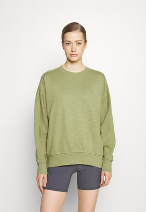ESSENTIALS  - Sweater - fern green