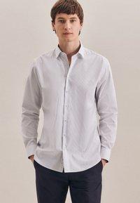 Seidensticker - Shirt - blau - 4