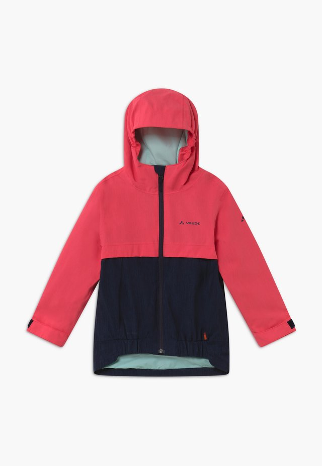 KIDS HYLAX 2L - Hardshelljacke - bright pink