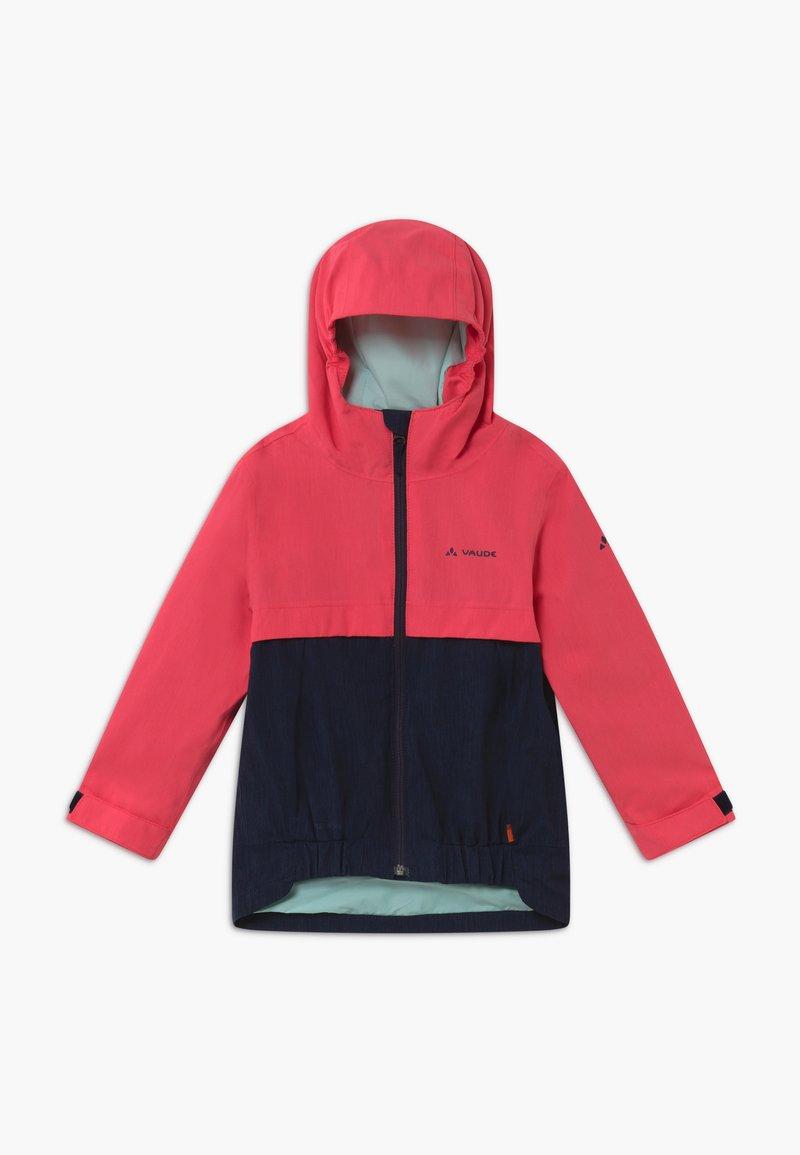 Vaude - KIDS HYLAX 2L - Hardshell jacket - bright pink