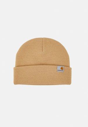 STRATUS HAT LOW UNISEX - Bonnet - dusty brown