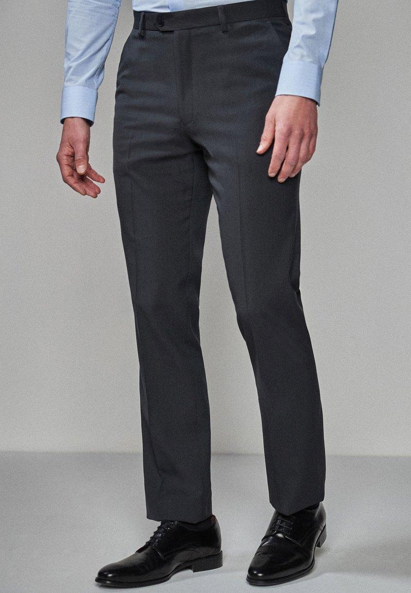 Next - Pantaloni eleganti - grey