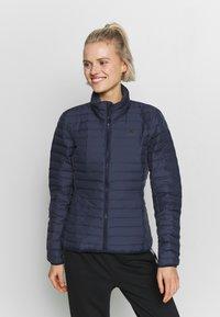 adidas Performance - VARILITE SOFT - Down jacket - legink - 0