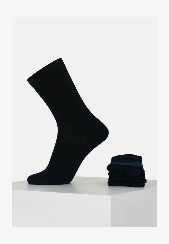 5-PACK - Sokken - marineblue