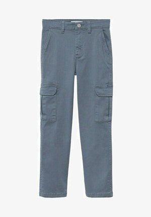 LIAM - Cargo trousers - bleu