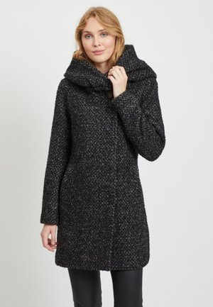 Cappotto corto - medium grey