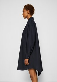 MM6 Maison Margiela - DRESS - Shirt dress - navy - 5