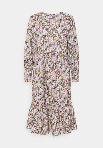 ONLELLIE CALF DRESS - Vestido informal - black/pastel