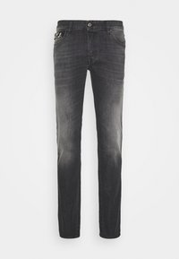 Just Cavalli - PANTALONE - Džíny Slim Fit - black - 4