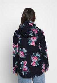Tom Joule - COAST - Classic coat - floralnavy - 2