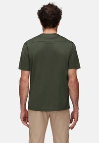 Mammut - CRASHIANO - Basic T-shirt - woods melange - 1